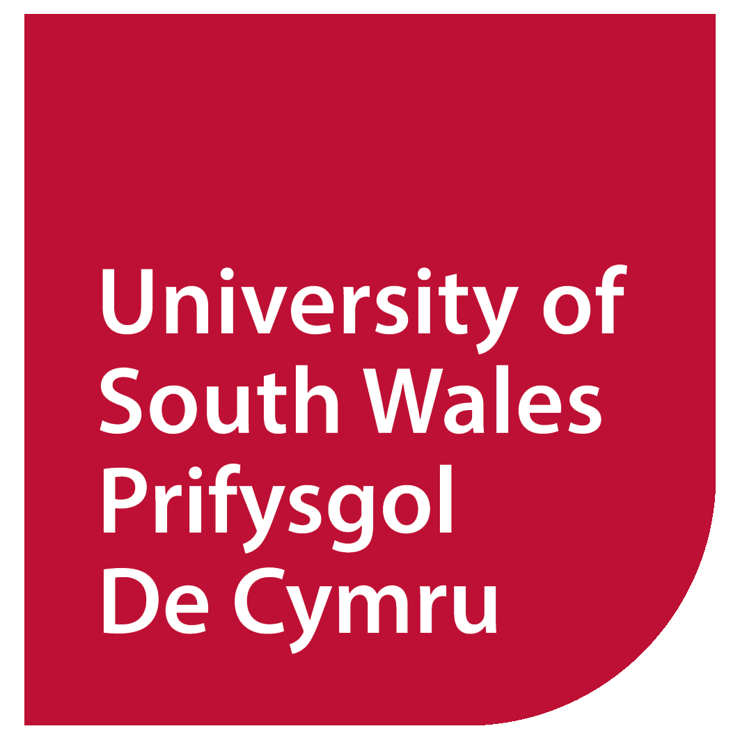 logo for the University of South Wales